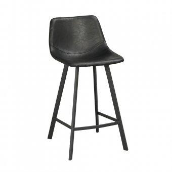 YUKON barstol barstol, brun. Fri frakt och snabb leverans