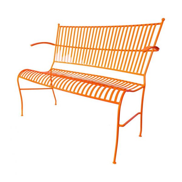 Mr Fredrik Soffa i Smide Orange