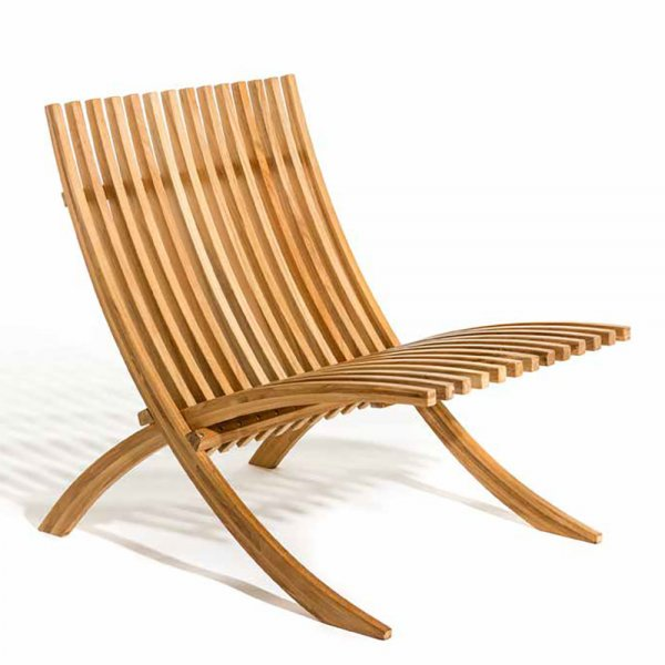 Nozib Lounge Chair Teak