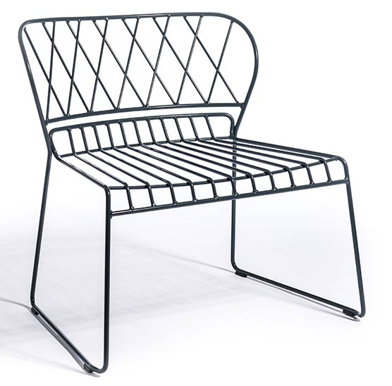 Resö Lounge Chair