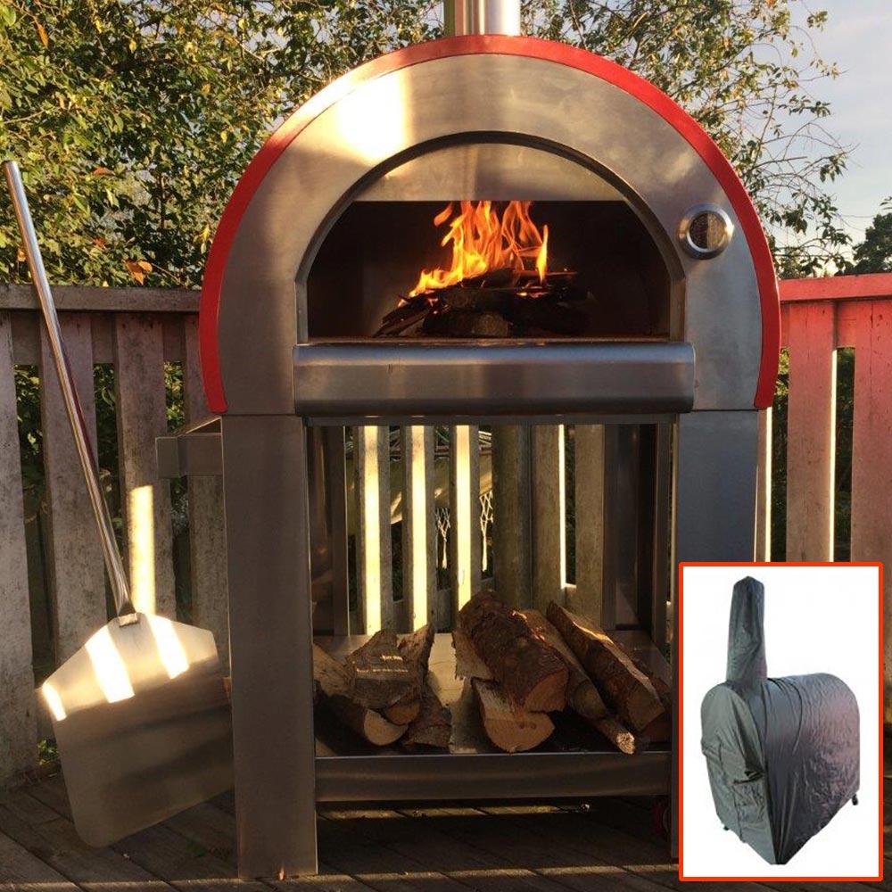 BakerStone Pizzaskärare rostfritt stål O-EXXXX-M-000