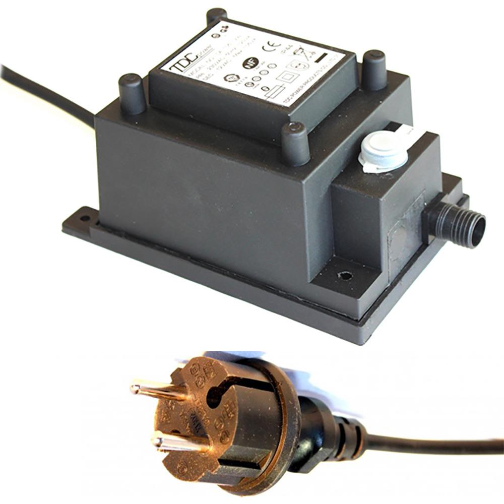 LightsOn Transformator 12V, 105W